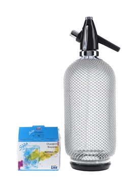 Soda Syphon With Accessories