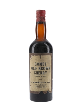 Gomez Old Brown Sherry