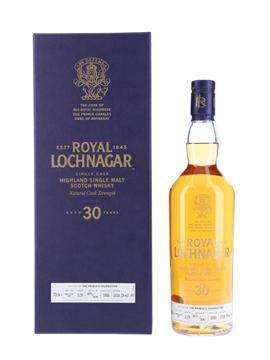 Royal Lochnagar 1988 30 Year Old - Bottle Number 009