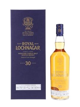 Royal Lochnagar 1988 30 Year Old - Bottle Number 012
