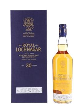 Royal Lochnagar 1988 30 Year Old - Bottle Number 020