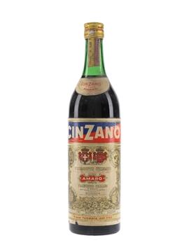 Cinzano Vermouth Chinato Amaro