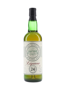 SMWS 24 Whisky Liqueur
