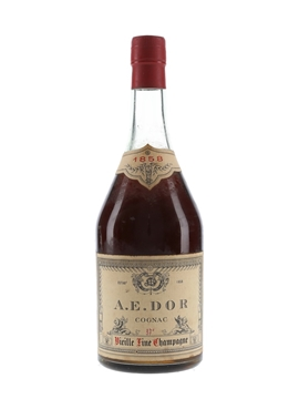 A E Dor 1858 Vieille Fine Champagne Cognac