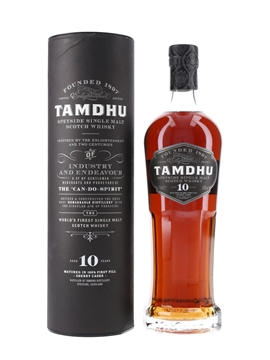 Tamdhu 10 Year Old Special Edition Signed Bottle 70cl / 46%