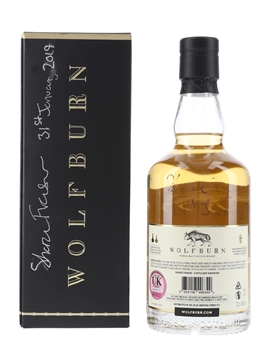 Wolfburn Northland Signed Bottle 70cl / 46%