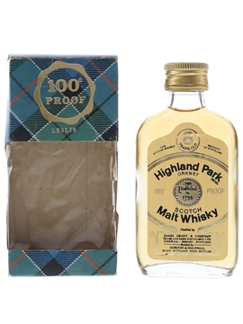 Highland Park 8 Year Old 100 Proof