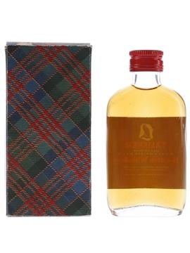 Talisker 100 Proof Gordon & MacPhail Bottled 1970s - Black Label Gold Eagle 5cl / 57%