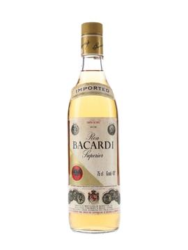 Bacardi Carta De Oro