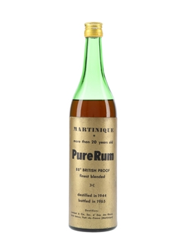 Martinique 1944 Pure Rum