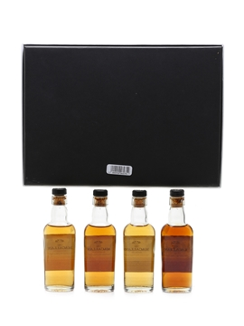 Macallan 1824 Series Trade Exclusive 4 x 5cl