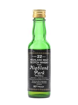 Highland Park 22 Year Old