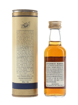 Macallan 1984 18 Year Old 5cl / 43%