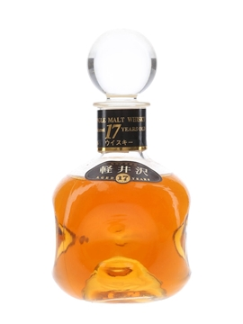 Karuizawa 17 Year Old Bottled 1990s-2000s - Mercian 10cl / 40%