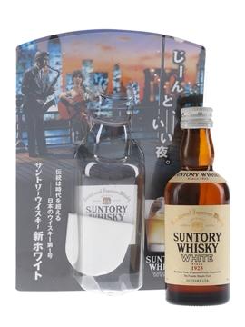 Suntory Whisky White
