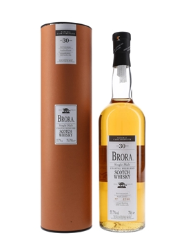 Brora 30 Year Old 2nd Release - Special Releases 2003 70cl / 55.7%