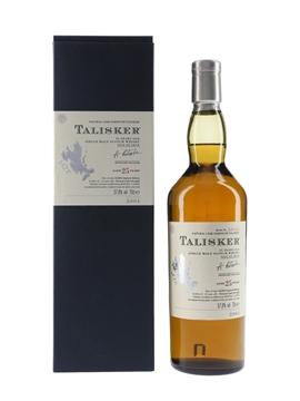 Talisker 25 Year Old