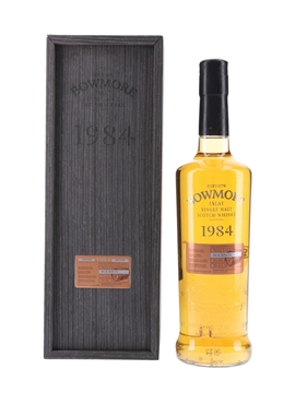 Bowmore 1984 Bottled 2013 70cl / 48.7%
