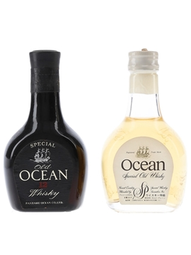 Ocean Japanese Whisky