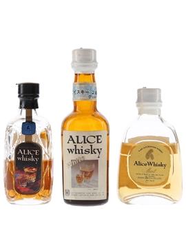 Alice Japanese Whisky