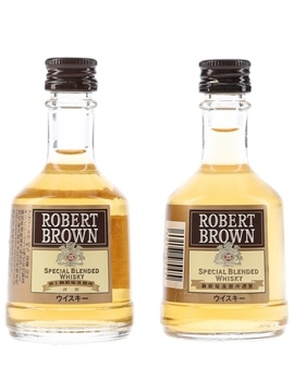 Robert Brown Special Whisky