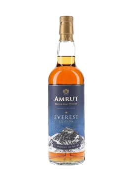 Amrut Everest Edition Cask 07006