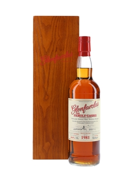 Glenfarclas 1981 The Family Casks - Bottle 1 Of 1