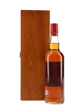 Glenfarclas 1981 The Family Casks - Bottle 1 Of 1 Bottled 2014 - The Ambassadors Collection 2019 70cl / 46%