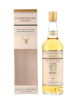 Brora 1982 Bottled 1997 - Connoisseurs Choice 70cl / 40%