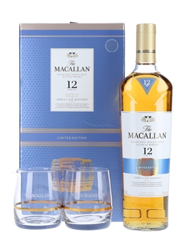 Macallan 12 Year Old Triple Cask Matured