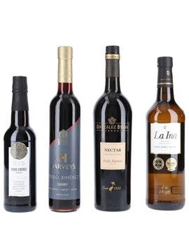 Assorted Sherry
