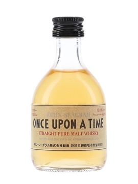 Once Upon A Time Straight Pure Malt Whisky