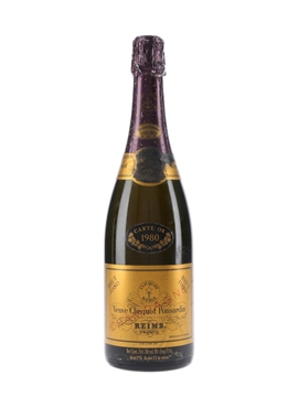 Veuve Clicquot Ponsardin 1980 Carte Or