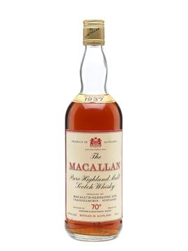 Macallan 1937