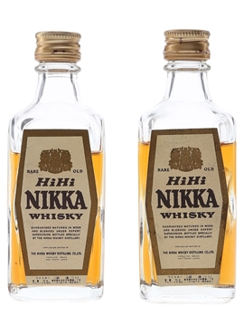 Nikka HiHi Rare Old