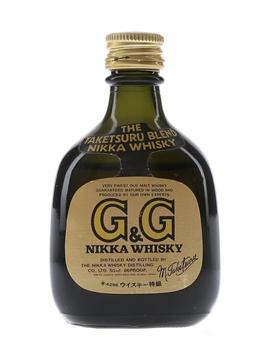 Nikka G&G The Taketsuru Blend