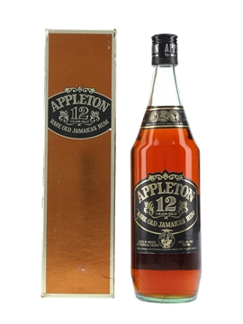 Appleton 12 Year Old Bottled 1970s-1980s - Roland Marken Import 75cl / 43%