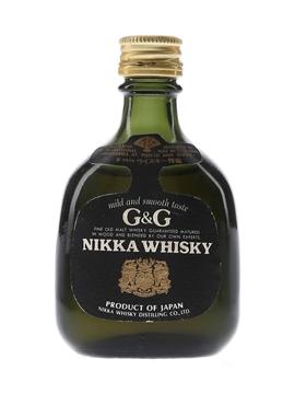 Nikka G&G Whisky