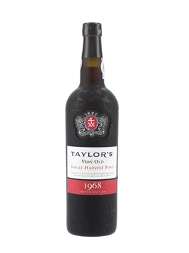 Taylor's 1968 Single Harvest Colheita Port