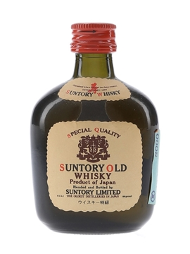 Suntory Special Quality Old Whisky