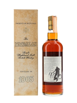 Macallan 1965 Bottled 1983 - Rinaldi 75cl / 43%