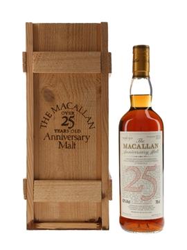 Macallan 1971 Anniversary Malt