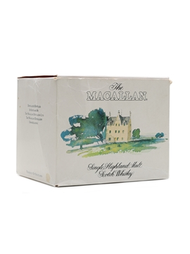 Macallan 7 Year Old Bottled 1980s 12 x 5cl / 40%