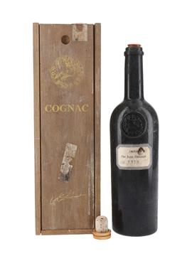Lheraud 1959 Fine Petite Champagne Cognac
