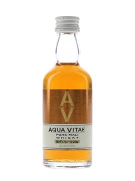 Suntory Aqua Vitae Pure Malt