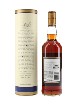 Macallan 1982 18 Year Old - Remy Amerique 75cl / 43%