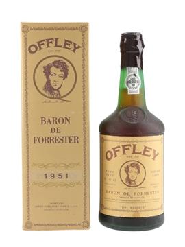 Offley 1951 Reserve Colheita Port