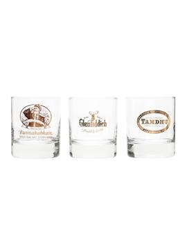 Bunnahabhain, Glenfiddich & Tamdhu