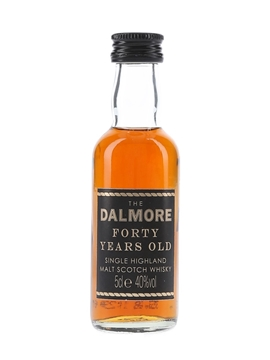Dalmore 40 Year Old