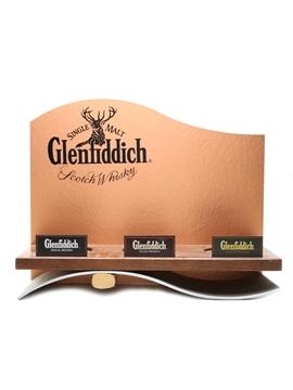 Glenfiddich Bottle Display Stand